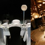 Sarabah Wedding features Crystal Lighting.
