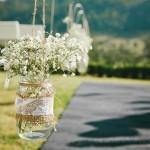 Sarabah flowers jar